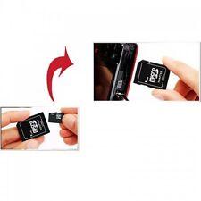 Micro SD to SD Adapter SDHC Memory Card Converter to SD use Phone,Camera, PC etc