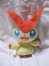Pokémon Best Wishes Victini UFO Plush Doll Japan
