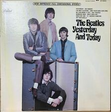 The Beatles - Yesterday And Today - Vinyl Record.. - c6035c