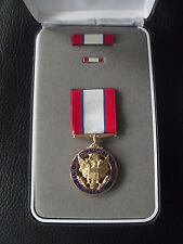 (A19-008) US  Army Distinguished Service Medal original im Etui
