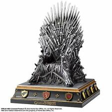 Game of Thrones Iron Throne Bookend Officially Licensed Noble Collection NN0071