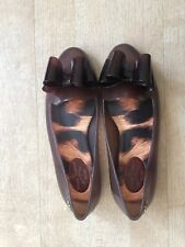 BNIB Vivienne Westwood Anglomania * Melissa Brown Virtue Ts Bow Shoe UK3 EU36