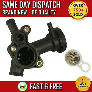 BMW MINI R50 R52 R53 2001>2007 1.6 COOPER ONE THERMOSTAT & HOUSING 11537829959