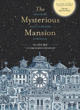 The Mysterious Mansion by daria song book Coloring and activity book