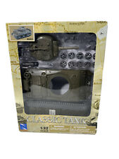 HM NEW RAY CLASSIC ARMY TANK M4A3 Kit #61537 NEWRAY 1:32 SCALE PLASTIC