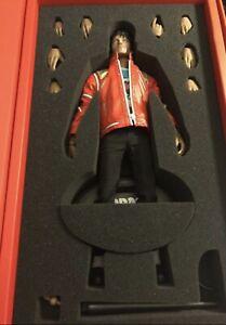 Hot Toys MIS 10 Michael Jackson (Beat It Version) 12 inch Action Figure