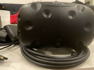 HTC Vive Virtual Reality Headset - Headset + linkbox only