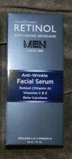 NEW Skincare Cosmetics Retinol Anti Wrinkle Anti-age Facial Serum for Men 1 oz