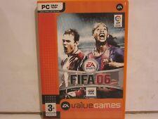 Fifa 06 - PC - DVD - EA Sports Value Games - Castellano - NM+/NM+