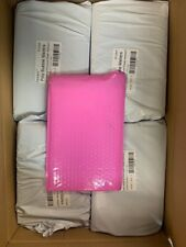 New listing Poly Bubble Mailers Model B02-Z Pink Outside Dimension 7x10 200 Count