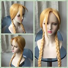Street Fighter - Cammy cosplay anime Wig'' Free shipping