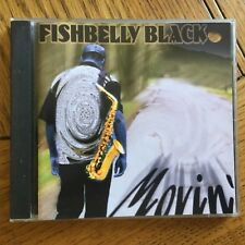 Fishbelly Black - Movin' CD Back Beat Recs