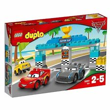 Lego ® duplo ® 10857 piston-Cup-carrera nuevo embalaje original _ Piston Cup Race New misb NRFB