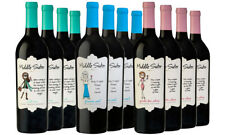 Middle Sister Mixed Red Wine Pack 12 Bottles