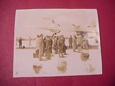ORIGINAL WWII PHOTO OF JAPANESE PEACE ENVOY ON IE SHIMA