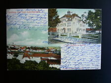 Postkarte - Erding mit kgl. Landgestüt - um 1905