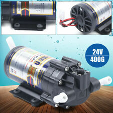 Water Pressure Booster Pump Automatic Shower Pump Household Home Garden 80PSI