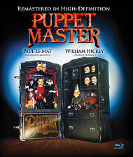Puppet Master Blu-ray, Full Moon Features and Charles Band