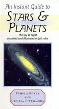 Instant Guide to Stars and Planets Forey, Pamela, Fitzsimons, Christopher Hardc
