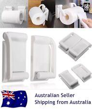 Paper Towel / Toilet Roll Holder Dispenser Set Magnetic Fridge Magnet Strong