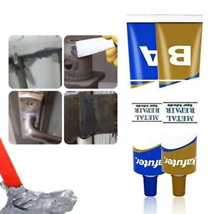 Kalt Schweißen Metall Reparatur Paste Hitz Widerstand Industriell Schweißkleber