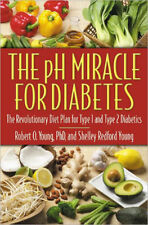 The pH Miracle for Diabetes by Robert O Young Brand New Paperback Book WT60259