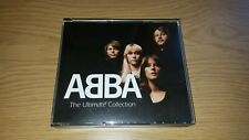 ABBA - THE ULTIMATE COLLECTION (80 TRK 4xCD) (READERS DIGEST)