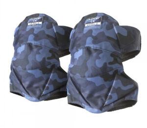 Protezioni ginocchia ginocchiere moto sovra pantaloni Clover knee Pro 2