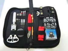 Quanlity Set of Watch Tool Kit-12 Items + free Eyepatch