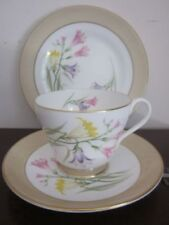 Tea Trio Shelley Pottery & Porcelain