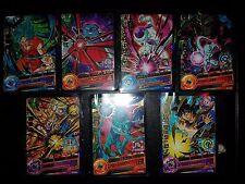 Carte Dragon Ball Z DBZ Dragon Ball Heroes God Mission Promo GDSE3#Full Set 2016