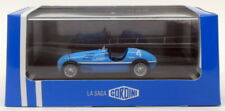 Atlas Editions 1/43 Scale AE012 Gordini Type 16 Formule 2 De France a Reims '52