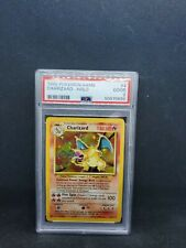 Charizard Holo - Base Set 4/102 - Good PSA 2 - Pokemon TCG