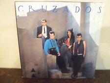 "LP 12"" - CRUZADOS - Cruzados - MINT/MINT - ARISTA - 207 106 - GERMANY"