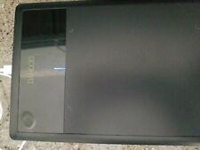 Mac PC Compact Drawing Tablet Autocad Photoshop Wacom Bamboo CTL-470 NO Pen Cord