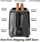 Mainstays 2-Slice Toaster with 6 Shade Settings and Removable Crumb Tray Free Sh photo