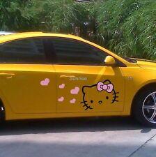 Hello kitty autocollant voiture voiture capot avant porte voiture autocollants QP167
