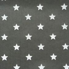 Feutre Noir avec Étoiles Blanc 3mm Lavable B : 1m