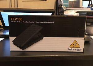 Behringer FCV100 Volume and Modulation Control