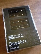 Seymour Duncan SH-8 Invader Humbucker Pickup Set 11108-31-b NEW SH-8n SH-8b