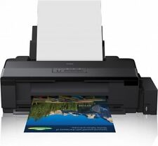 Epson L-1800 A3 Size Colour Photo Printer With 6 Colour CISS Tank