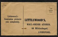 C1960's Littlewoods Mail Order Envelope. Unused.