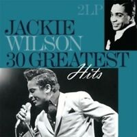 Jackie Wilson - 30 Greatest Hits [New Vinyl LP] 180 Gram, Holland - Im