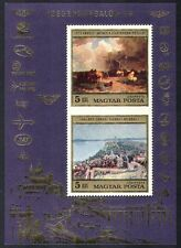 Hungarian Art Postal Stamps