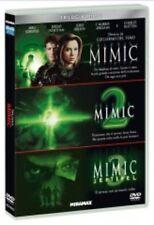 MIMIC TRILOGIA  3 DVD  COFANETTO  HORROR