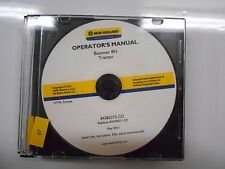 NEW HOLLAND OPERATOR'S OWNER'S MANUAL BOOMER 8N TRACTOR CD