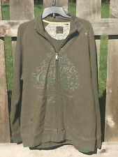 = Enyce Clothing Co. Zippered Jacket Hoodie XL