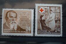 DDR Nr.: 384 - 385 postfrisch