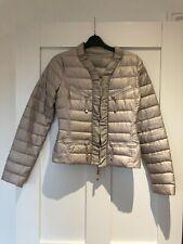 Pinko Beige Down Padded Ladies Jacket