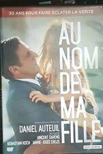 DVD du film AU NOM DE MA FILLE avec Daniel Auteuil